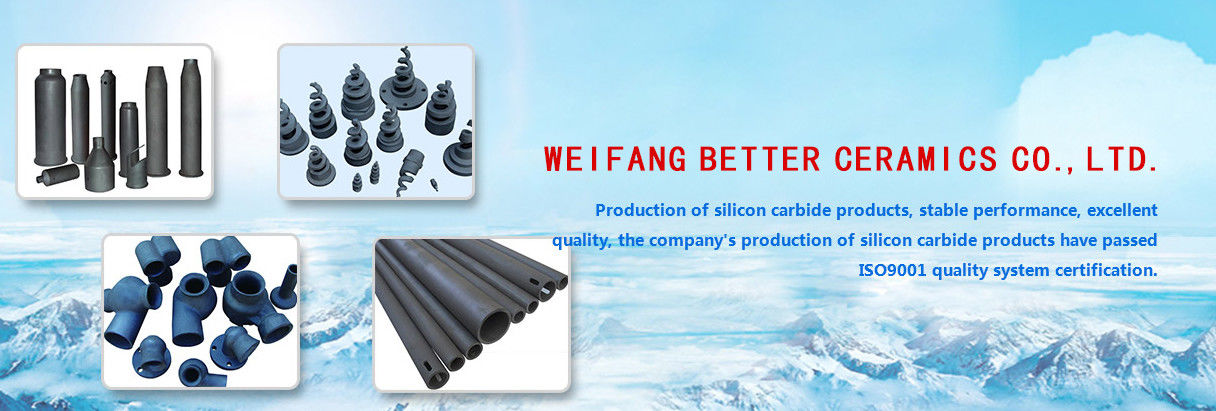 Reakcja Bonded Silicon Carbide