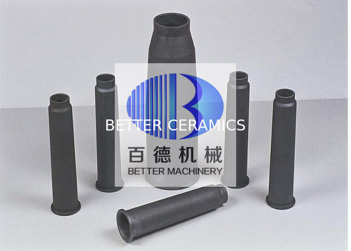 SISIC RBSIC SIC Burner Silicon Carbide Nozzle For Control Temperature Balance Of Kiln