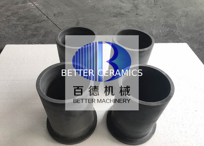 Sisic Cyclone Liner Reaction Bonded Silicon Carbide With High Wear Resistance