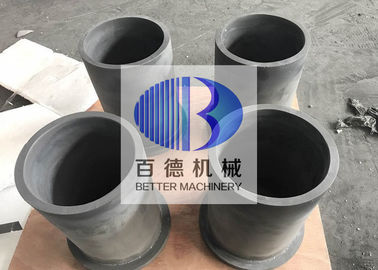 Reakcja Bonded Silicon Carbide Ceramic SiSiC Cyclone Liner Wear Resistant